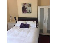Double rooms available to rent in a shared house
