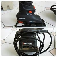 power sanders and other power tools and accessories