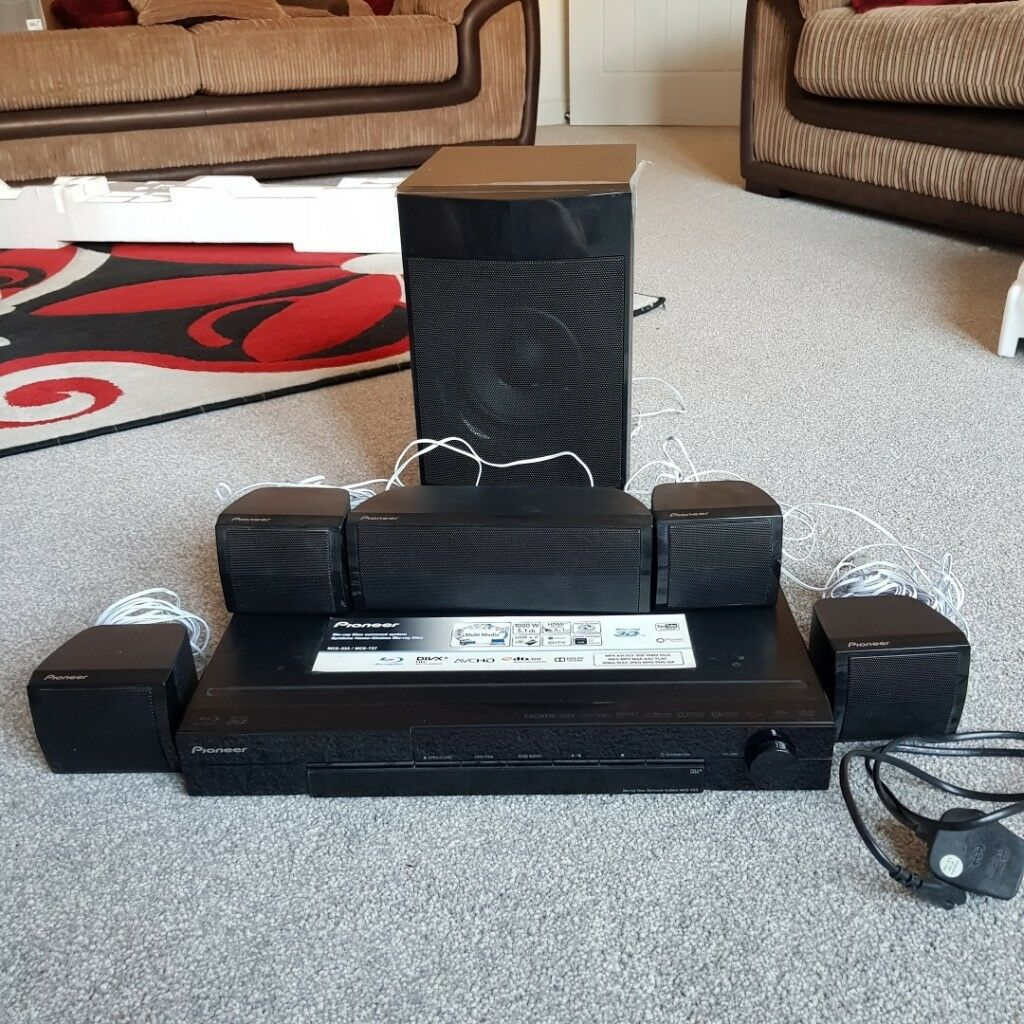 Pioneer Blue-ray Home Cinema system | in Enderby