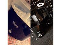 Tommee Tippee All Black Feeding Set