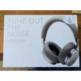 Tune Out The Noice - Active noise cancelling wireless headphones. BNIB.