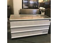 Commercial large freezer