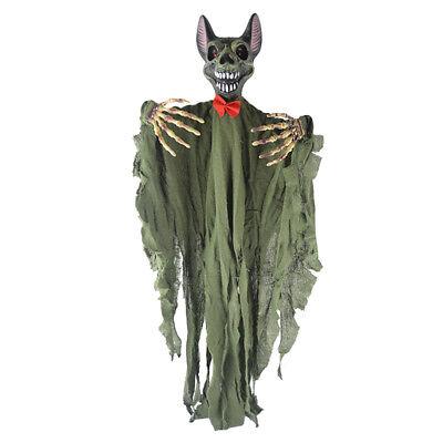Halloween animierte hängende Vampir Geist Dekoration Flucht Spukhaus
