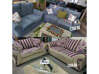 Sofa bed sets, dining sets, beds!