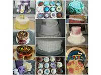 Celebration cakes, wedding cakes - Enfield, Edmonton, Seven Sisters, Wood Green, Waltham Cross,