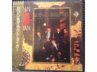 Duran Duran 5 Piece Japanese Vinyl Collection RARE