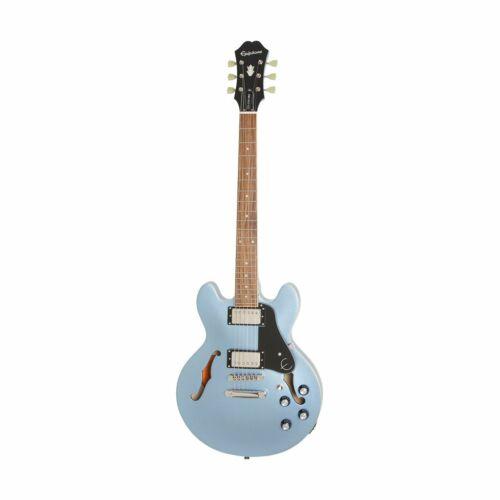 Epiphone ES-339 Pro Hollowbody Electric Guitar, Pelham Blue