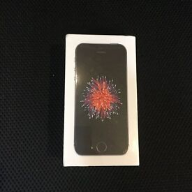IPHONE SE SPACE GREY 64GB UNLOCKED BRAND NEW IN BOX SEALED