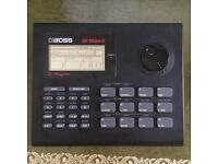 RETRO BOSS DR550MK2 Drum machine from the late 80's / early 90s