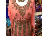 Long dress. Sale latest in fashion Pakistani Indian