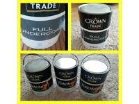 brand new paint £20 each