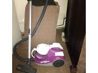 bagless Hoover vacuum cleaner