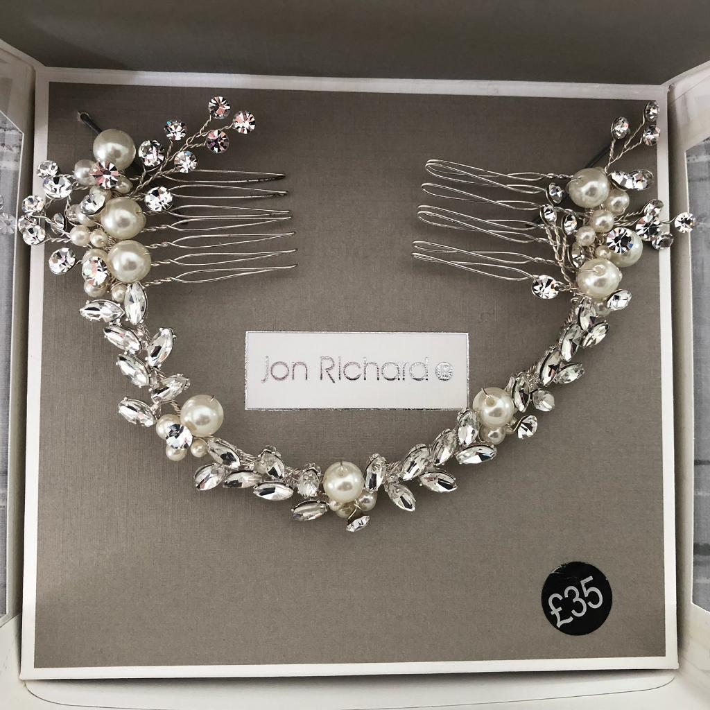 bridal hair accessory | in new milton, hampshire | gumtree