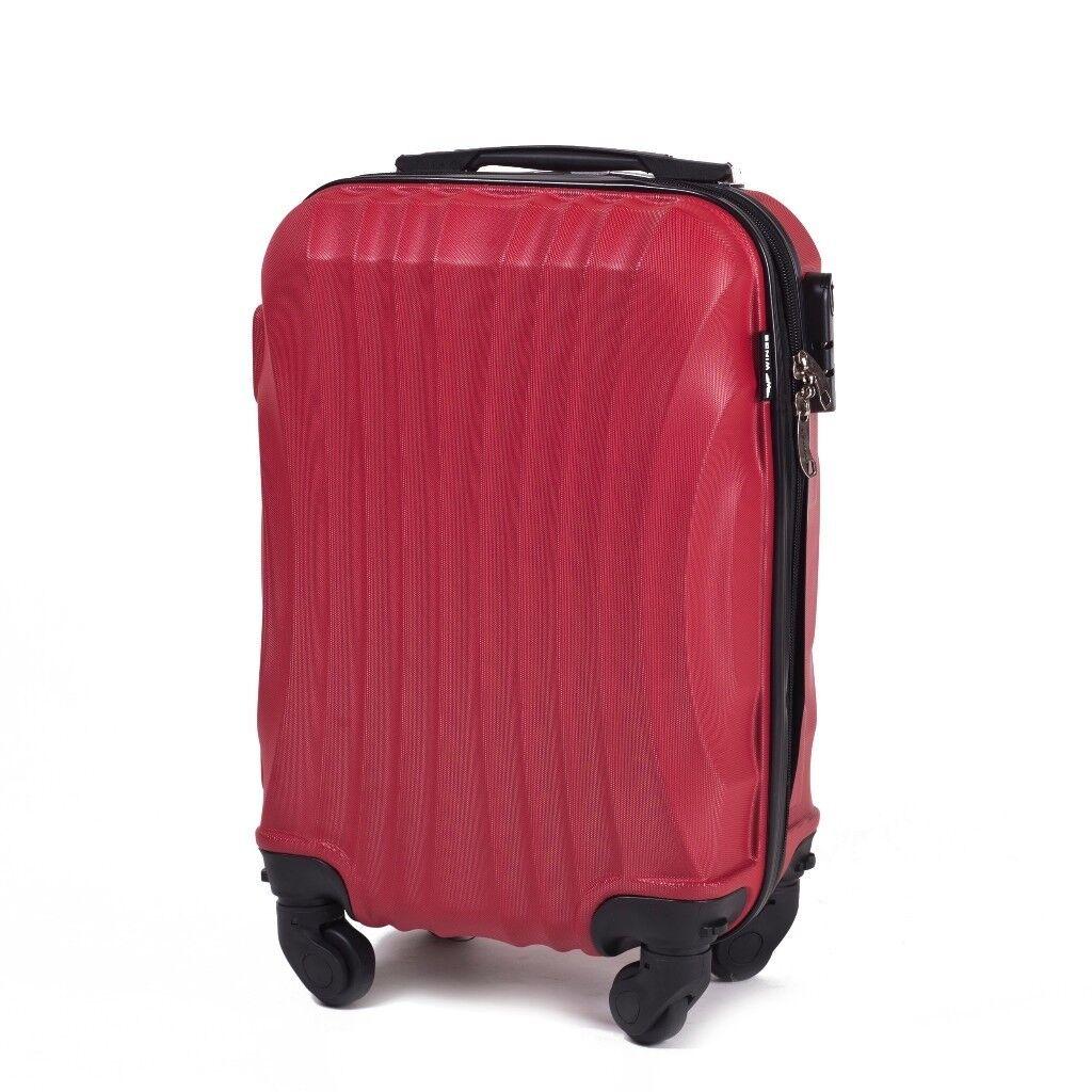 "18"" XS Wizzair Ryanair Modern Suitcase Cabi Luggage"