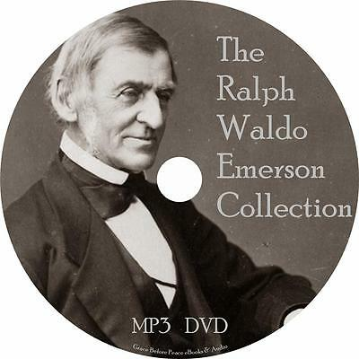 Ralph Waldo Emerson Poetry Audiobook Collection English on 1