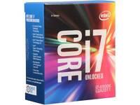 I7 6700k CPU