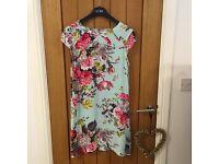 Joules Floral Dress - Women's Size 12