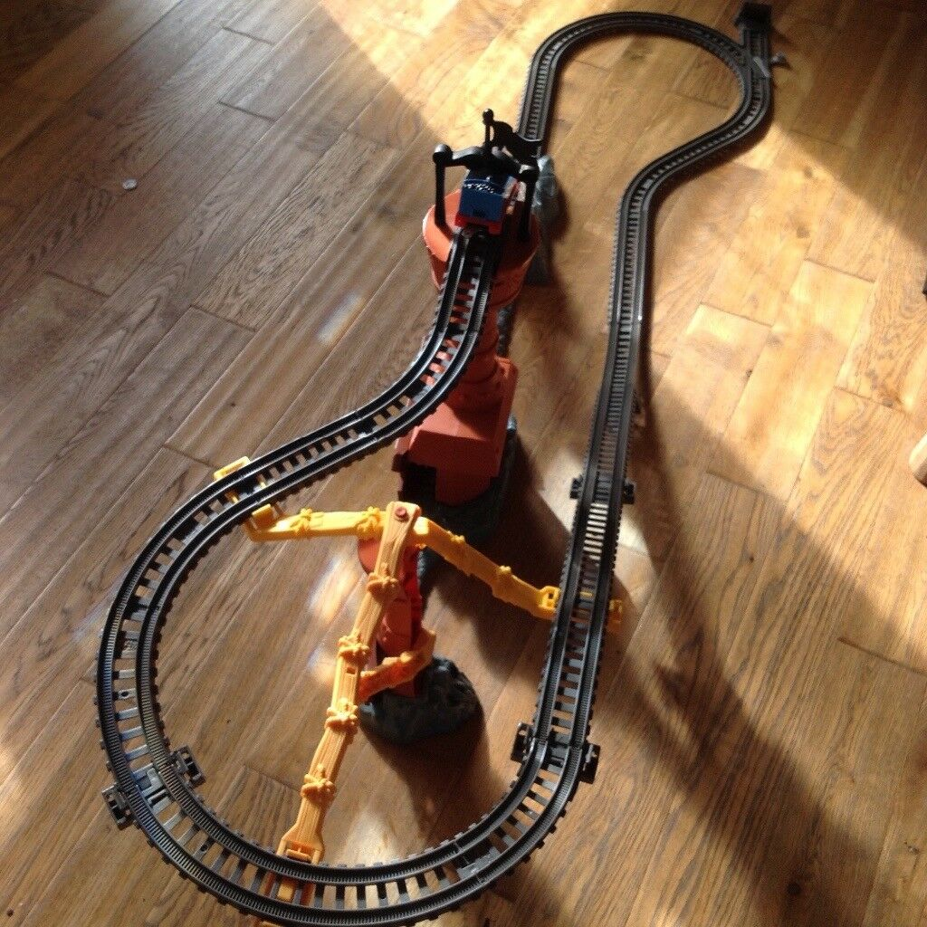 Thomas & Friends Trackmaster Shipwreck Rails. Hardly played with.