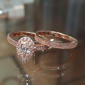 1.00 CTW. DIAMOND HALO ENGAGEMENT RING SET DIRECT FORM MNAUFACTURER