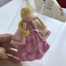 New sealed Waldord Princess doll