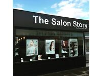 Part time job for fully qualified hairdresser/ stylist
