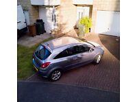 Vauxhall Corsa SXI (3 door) 2007 LPG - Silver 83k miles