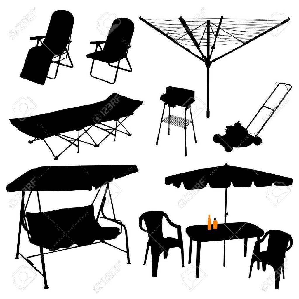 Pleasant Garden Patio Furniture Collection Delivery Chairs Seat Bench Table Decking Dundee In Dundee Gumtree Inzonedesignstudio Interior Chair Design Inzonedesignstudiocom