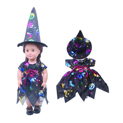 Cool Halloween Outfit for 18'' American Girl Doll Dress Up Costume Kids - Cool Costumes For Kids