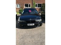 BMW E46 320D Coupe Diesel remapped