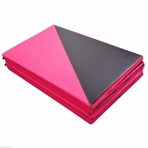 GYM MAT FOR SALE / GYMNASTIC MAT/Tumbl Trak Folding 4' x 8' x 2 / gym mat for sale /brand new in box  direct factory.