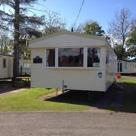 3 Bed Deluxe caravan for let Haggerston Castle, Berwick Upon Tweed