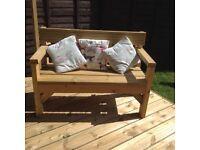 Garden Bench - Sturdy design