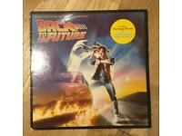 Vinyl BACK TO THE FUTUR OST and power of love 12 single