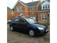 2006 FORD FOCUS 1.6, FULL SERVICE HISTORY, ONE PREVIOUS OWNER, LONG MOT