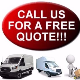 Professional & Reliable -£15 ph Man and Van service - Enfield & Nationwide