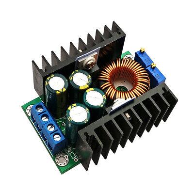 Buck Boost Power Adjustable Charger Voltage Regulator 5-40 V To 1.2-35 V 12a