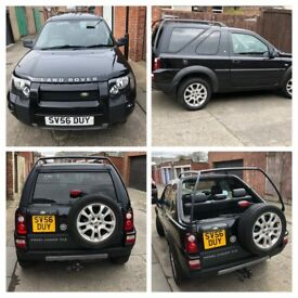 Automatic Land Rover Freelander Freestyle TD A