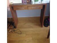 Dressing table desk for sale