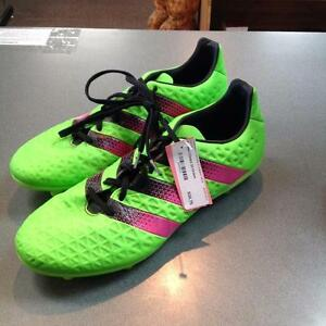 Adidas Cleats size 10 Green (SKU:ERHCVJ)