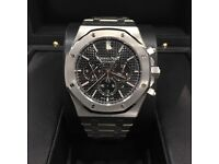 AP ROYAL OAK CHRONOGRAPH AUDEMARS PIGUET