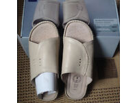 High quality slippers, will fit size 6/7,cost £124.99,brandnew boxed,extremely comfortable, only £35