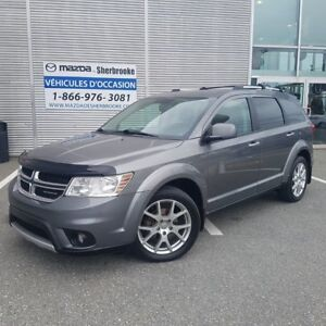 2012 Dodge Journey R/T AWD V6 CUIR PHARES ANTIBROUILLARD MAGS 19
