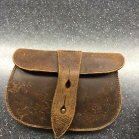 WW1 Webley pouch and cleaning kit