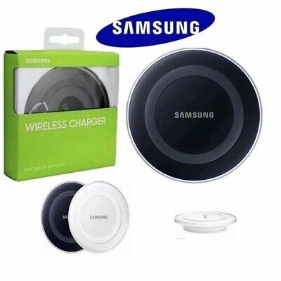 For Genuine Samsung Apple S8 S9 S20+ S20 S20ultra Wireless Charger Charging Pad