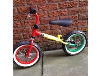 Balance bike 12 inch wheel new
