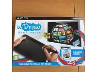 UDraw Game tablet for PS3 new and sealed