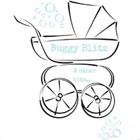 Buggy & Car Seat Cleaning Service