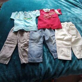 24mths/2yrs Designer bundle for boys