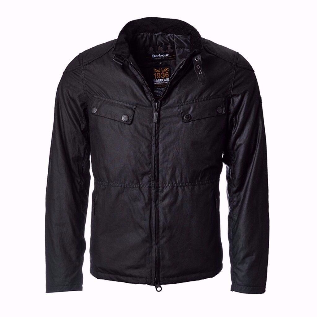 Barbour International valve Wax Jacket,new with tags on.