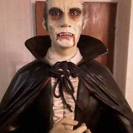 Count Dracula life size